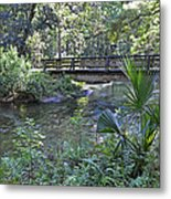 Natural Springs Metal Print
