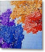 Nature In Its New Colors Metal Print
