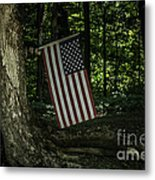 Nature Proud Metal Print