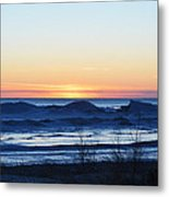 Natures Canvas Metal Print