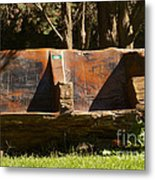 Natures Lounge Metal Print