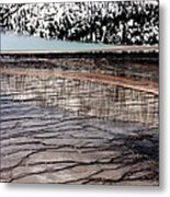 Nature's Mosaic II Metal Print