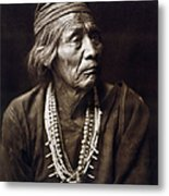 Navajo Medicine Man, C1904 Metal Print