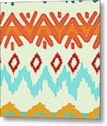 Southwest Pattern I Metal Print