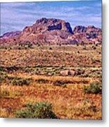 Navajo Nation Series 2 Metal Print