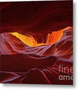 Navajo Wonder Metal Print