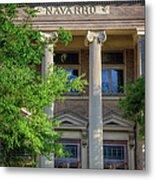Navarro County Courthouse Metal Print