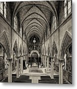 Nave IIi Metal Print by Dick Wood