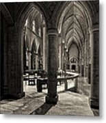 Nave Of St. Joseph Cathedral Metal Print