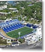 Navy Marine Corps Memorial Stadium Metal Print