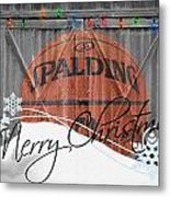 Nba Basketball Metal Print