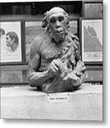 Neanderthal Museum Display, 1924 Metal Print