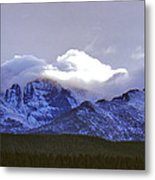 Near Heaven Metal Print