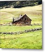 Near Helena Metal Print by Marty Koch