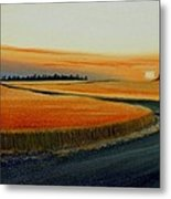 Near Moscow Metal Print