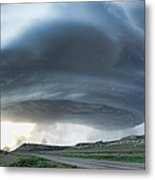 Nebraska Mothership Metal Print