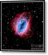 Nebula And Stars Nasa Metal Print