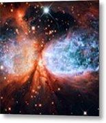 Nebula Sh 2-106 Metal Print