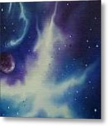 Nebulae Ngc -1014 Metal Print