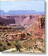 Needles Grand Canyon Metal Print by Adam Jewell