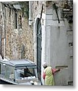 Neighbourhood Watch Metal Print