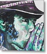 Neil Young Metal Print