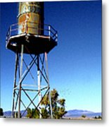 Nelson Studio  Color - Lucerne Valley Metal Print