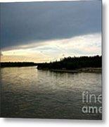 Nenana River Metal Print