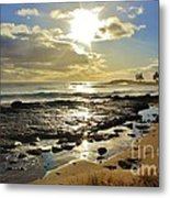 Neneu Sunset Metal Print