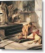Nero And Agrippina Metal Print
