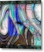 Nerve Center Metal Print