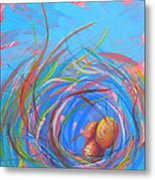 Nest Of Prosperity 11 Metal Print