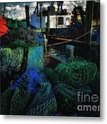 Net Worth Metal Print
