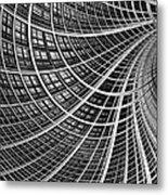 Network II Metal Print