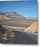 Nevada Park Metal Print