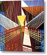 New Age Performing Arts Center Metal Print