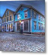 New Bedford - Historic District Metal Print
