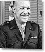 New Chief Of Staff Eisenhower Metal Print