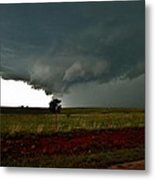 New Cordell Supercell Metal Print