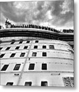 New Cruise New Crowds New Clouds Metal Print