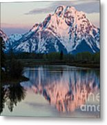 New Day Of Peace In Teton National Park Metal Print