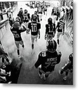 New England Patriots V New York Giants Metal Print