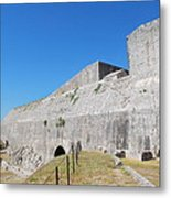 New Fort Corfu 1 Metal Print