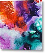 New Freedom Canvas One Metal Print