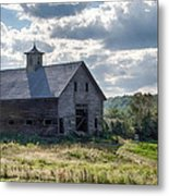 New Gloucester 7p00331 Metal Print by Guy Whiteley