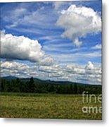 New Hampshire Blue Sky  Metal Print
