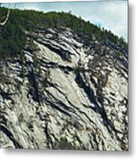New Hampshire Ledge Metal Print
