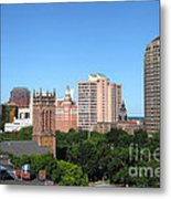 New Haven  Connecticut Metal Print