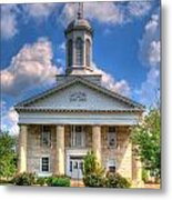 New London Courthouse Metal Print