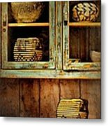 New Mexico Sideboard Metal Print